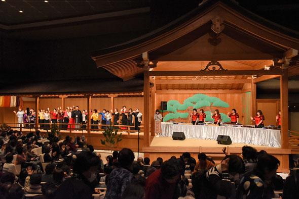 国立能楽堂大正琴コンサート2