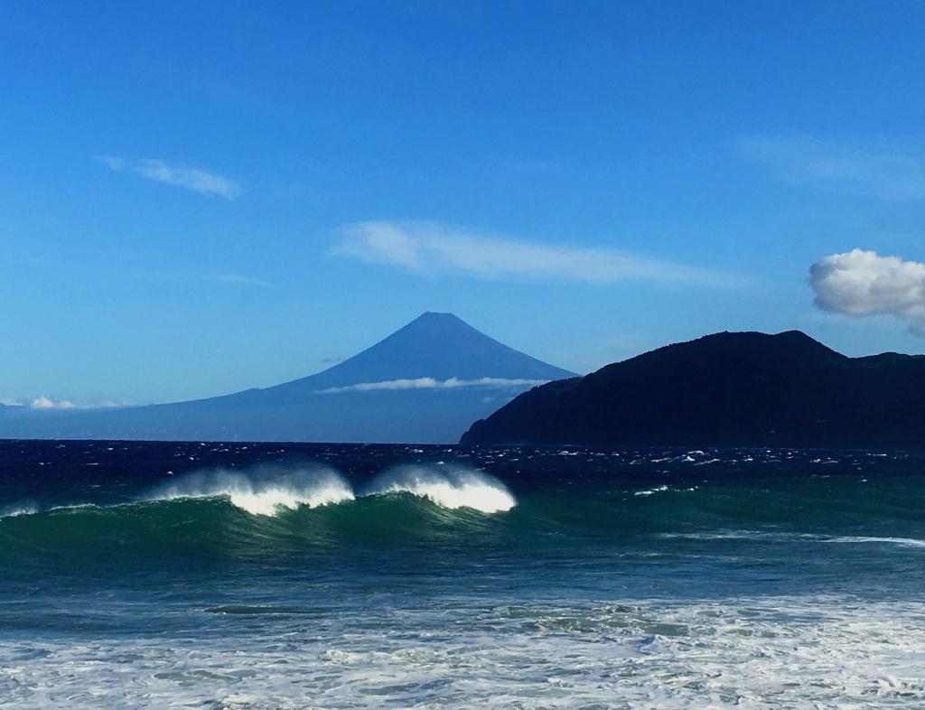 西伊豆 富士山 ジョンソンカフェ