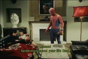 ありがとう、スパイダーマン