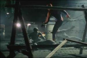 ニンダーに容赦ないスパイダーマン