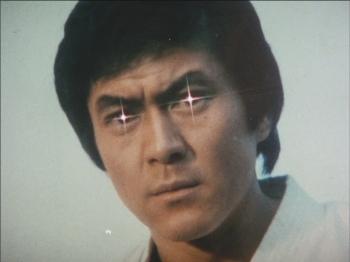 電子戦隊デンジマン第1話「超要塞へ急行せよ」