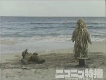 これは悲しいのか… - ウルトラファイト 第188話「怪獣餓鬼道」