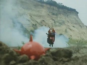 秘密戦隊ゴレンジャー 第13話「ピンクの秘密!人間爆弾を倒せ」