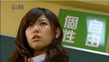 仮面ライダーフォーゼ 第3話「女・王・選・挙」