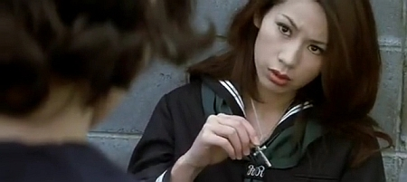 恐怖女子高校 暴行リンチ教室