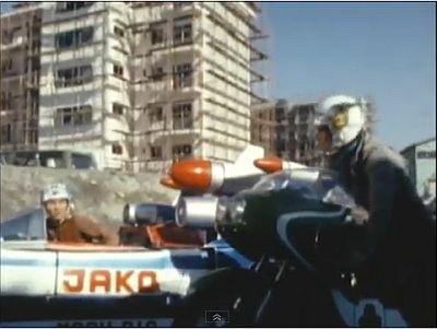 ジャッカー電撃隊 第8話