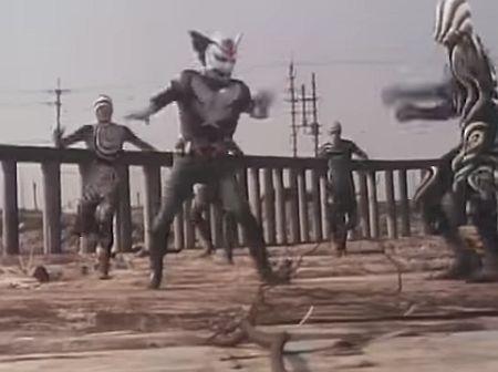 超人バロム・1 第3話