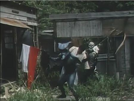 超人バロム・1 第10話