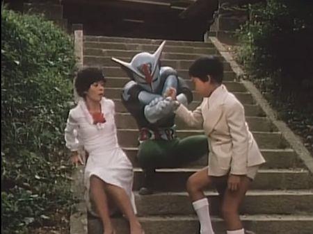 超人バロム・1 第31話