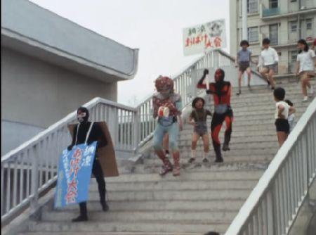 仮面ライダー 第24話
