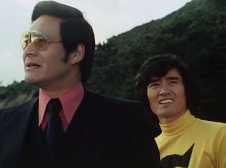 仮面ライダーストロンガー 第2話