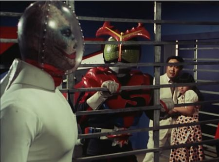 仮面ライダー 第96話