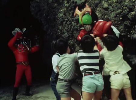 仮面ライダーストロンガー 第16話
