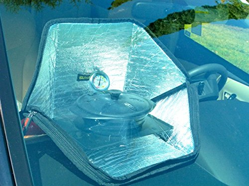 Sunflair サンフレア ソーラーオーブン 太陽光