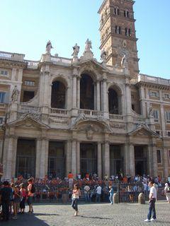 サンタ・マリア・マジョーレ教会
