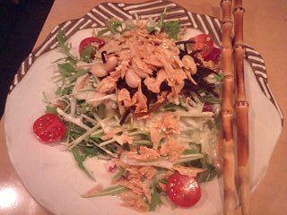 八氣サラダ