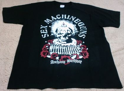 ANCHANG BIRTHDAY記念Tシャツ