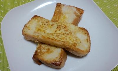 米粉パンフレンチトースト