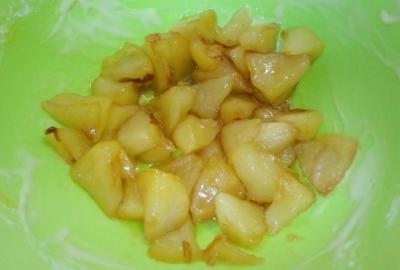りんごフィリング