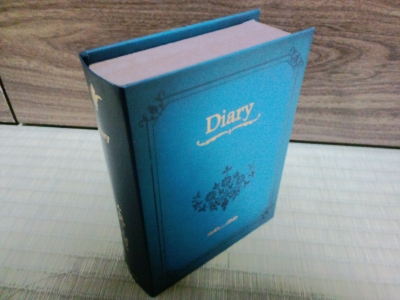 Diary小物入れ