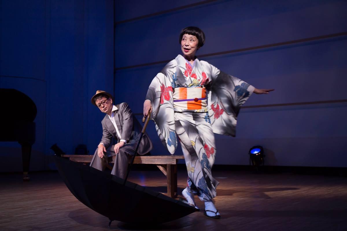 「荷風のオペラ」より(撮影:姫田蘭)