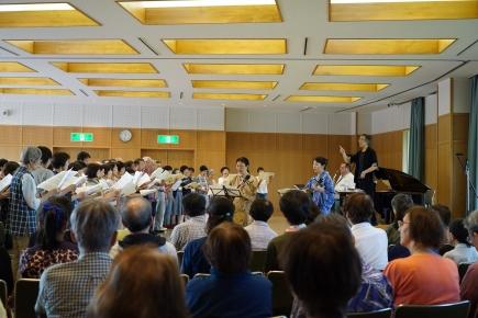 フィナーレコンサート「島唄」