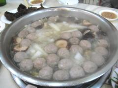 潮州牛肉丸火鍋