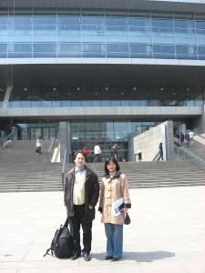 国家図書館新館�