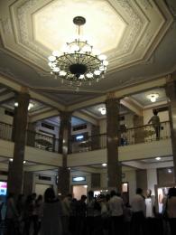 �首都劇場ホール
