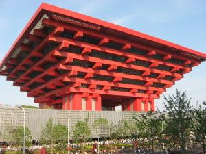 上海万博・中国館