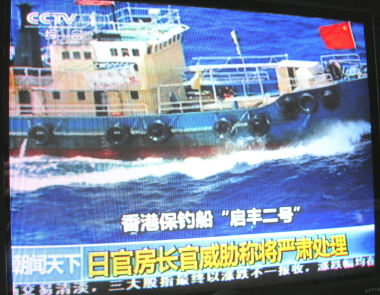 CCTV「朝聞天下」120816