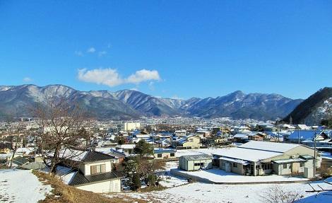 長野県下の2015年お正月