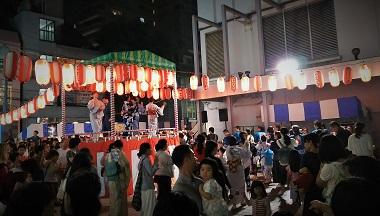 夏祭り_2016年7月