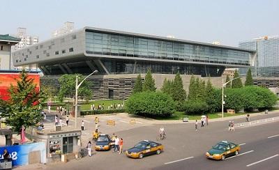 中国国家図書館
