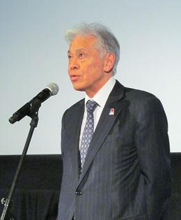 安藤裕康国際交流基金理事長