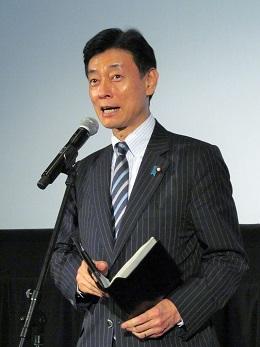 西村康稔内閣官房副長官
