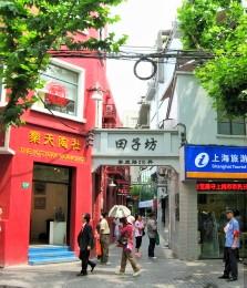 上海の街角_2(2010年6月)