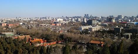 北京市中心部