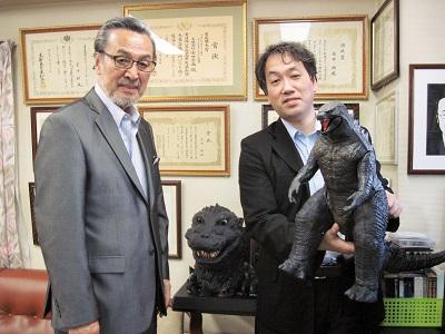宝田明さんと山口直樹さん