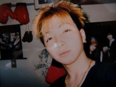 田原淳二15歳