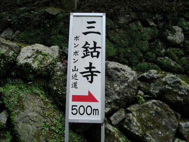 ポンポン山1