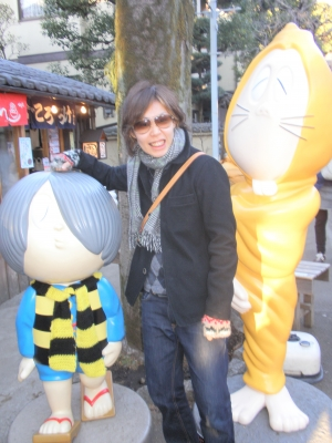 ゲゲゲの鬼太郎と自分