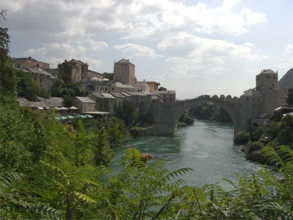 モスタル橋1
