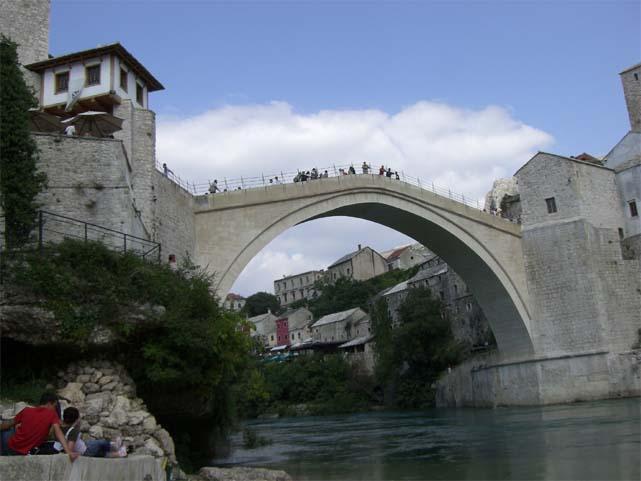 モスタル橋2