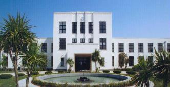 旧豊郷小学校の校舎