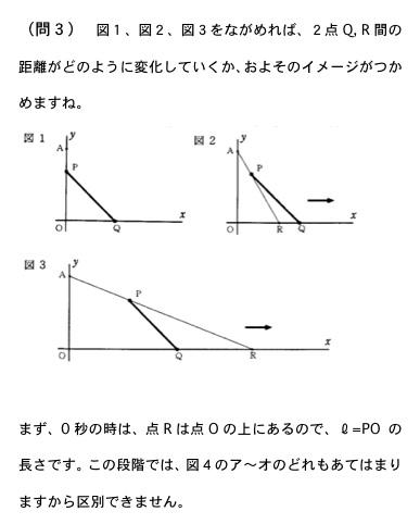 滋賀県の数学の高校入試問題(公立高校入試によく出る関数の練習問題)