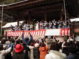 滋賀県の節分祭(節分会)