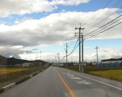 滋賀県東近江市の速度違反の取り締まり地点