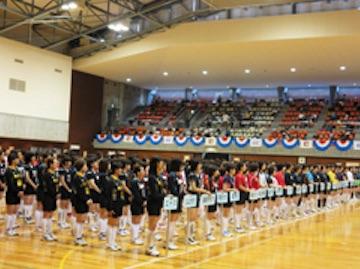 平和堂ママさんバレーボール大会