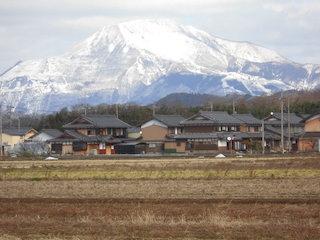 日本百名山の伊吹山